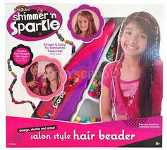 hair beader cra z nb906323 shimmer n sparkle hair beader multi price
