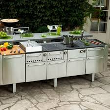 Outdoor Kitchen Cabinets Kits by Outdoor Comfortable Small Paver Stones Modular Outdoor Kitchens