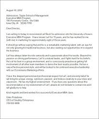 collection of solutions sample personal letter of recommendation