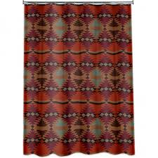 Southwestern Style Curtains Shower Curtains Southwestern Style Home Decoration Club Southwest