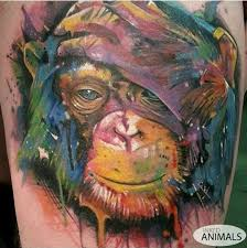 monkey tattoo pics and ideas amazing tattoos