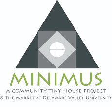 minimus a community tiny house project at delval natural