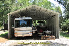 Steel Car Port Vertical Roof Steel Carport Vc 9