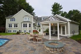 garage poolhouse addition new england design u0026 construction
