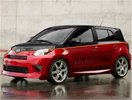 2 Tone Paint Scx Scion Xd Body Kit Two Tone Paint And Wheels A Photo On