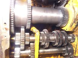 colchester lathe headstock rebuild warning scary gearbox
