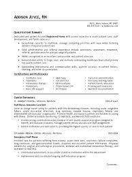 Rn Med Surg Resume Examples by Download Sample Nurse Model Letter Docshare Tips