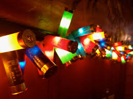 Thank You Downieville For The Shot Gun Shell Christmas Lights Me