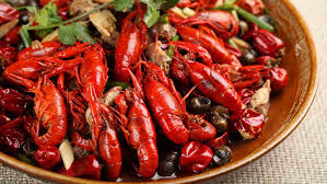 association cuisine crayfishes popularity in china shared around the cgtn