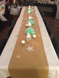 Baby Shower Table Decoration by Twinkle Twinkle Little Star Baby Shower Table Decorations My Diy