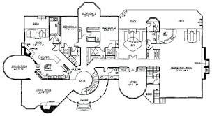 floor plans mansions simple 30 modern mansions floor plans design decoration of