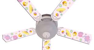 ceiling kids ceiling fan tea party decor beautiful kids ceiling