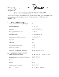 Examples Of Biography Essays Bio Essays Ap Biology Response Solutions Ap Bio Exam Essays