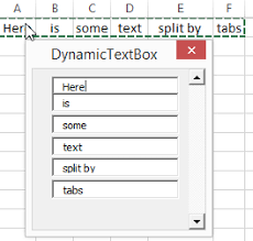 excel need a way to paste spreadsheet data into my vba form