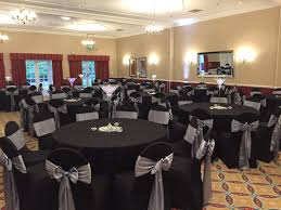 black chair covers black lycra chair cover hire mottram cheshire sj enterprises