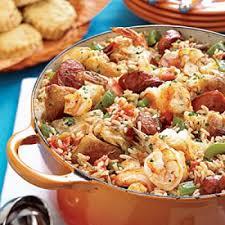 cuisine cr駮le facile jambalaya à la créole recettes de cuisine des iles