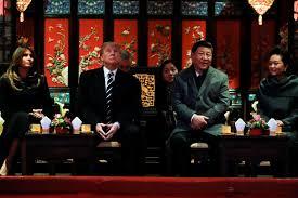 opera tea and grandchildren bring xi and trump together east