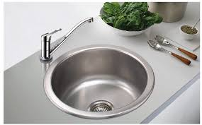 round kitchen sink franke lugano lux 610 440mm dia franke kitchen sinks india