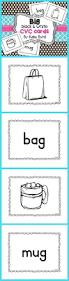 Printable Cvc Worksheets 929 Best Reading Cvc Images On Pinterest Literacy Centers