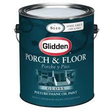 glidden porch and floor 1 gal gloss interior exterior porch and