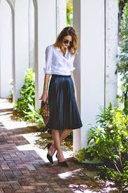 pleated skirt the pleated skirt is a changer this just the
