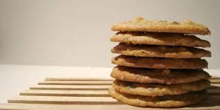 crispy chewy chocolate chip cookies recipe genius kitchen