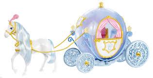 cinderella coach carriage clipart disney princess pencil and in color carriage