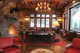 cabin living room decor cabin living room decor rustic with round logs log home 8