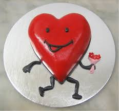 How To Decorate Heart Shaped Cake Heart Shaped Cakes Summer Love Is In The Air With These Heart Cakes