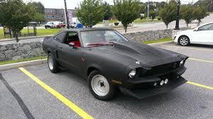 77 mustang cobra 2 donny s custom 77 cobra ii mustang ii cars