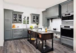 Grey Wood Floors Kitchen by Grey Hardwood Floors In Kitchen
