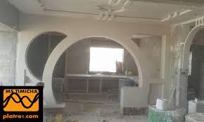 decoration faux plafond salon maison villa plafond platre moderne meilleure inspiration pour