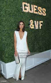Vanity Row Clothing Vanity Fair And Guess Summer Soiree Photos And Images Getty Images