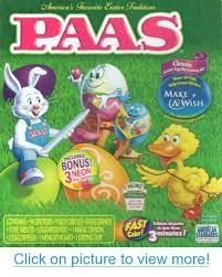 Easter Egg Decorating Kit Paas by Paas Classic Easter Egg Decorating Kit Paas Classic Easter Egg