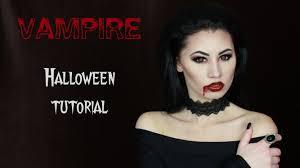 Vampires Halloween Makeup
