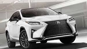 lexus crossover 2016 2016 lexus rx 350 u0026 rx 450h information the luxury suv bar has