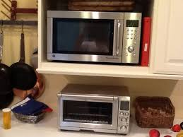 Microwave And Toaster Oven Does Anybody Have Experience With A Convection Microwave Oven