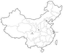 Blank China Map by Dementia Subtypes In China Dementia And Cognitive Impairment