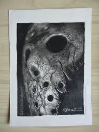 365 artwork challenge halloween series u2013 jason voorhees u0027 mask
