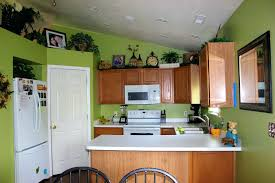Kitchen Wall Paint Color Ideas Gray Green Paint Color Alternatux