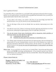 Sample Letter Giving Power Of Attorney by Authorization Letter Free Authorization Letter Sample