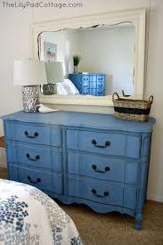 Painting Bedroom Furniture Best 25 Blue Painted Furniture Ideas On Pinterest Diy Furniture