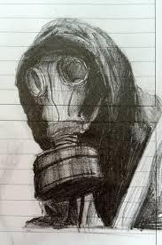 gas mask badass by pc cartoons on deviantart