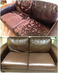 Leather Sofa Rip Repair Kit Ideas Repair Leather And How To Fix The Leather Sofa Sofa