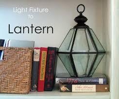 Home Decor Lanterns by Running With Scissors Home Decor Tutorials