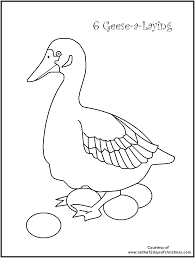 12 days of coloring pages getcoloringpages