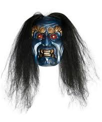 mask from halloween movie kids blue spirit halloween mask costume mask