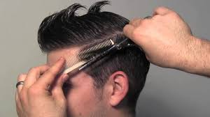 mens haircuts and how to cut them classic tailored men s hair cut youtube