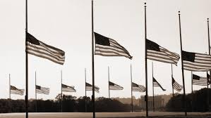 Should Flags Be At Half Mast When Should A Flag Be Flown At Half Mast Reference Com