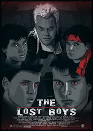haim poster the lost boys custom poster by xmattmurderx on deviantart